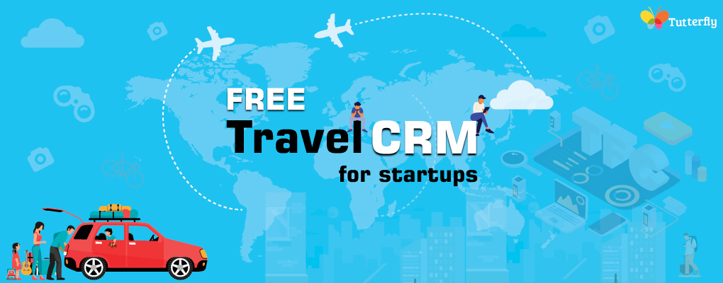 FREE Travel CRM For Startups